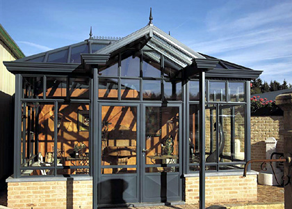 Victorian conservatory roof | H.C.L. Ltd. products